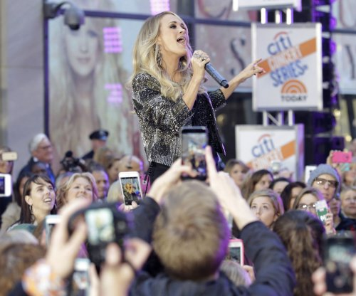 Carrie Underwood announces 2016 tour dates