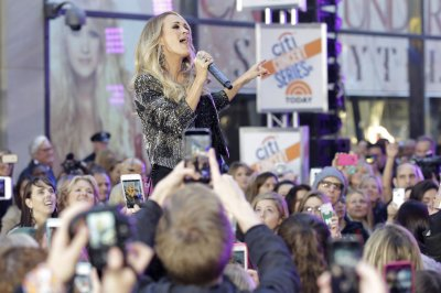 Carrie Underwood announces 2016 tour dates