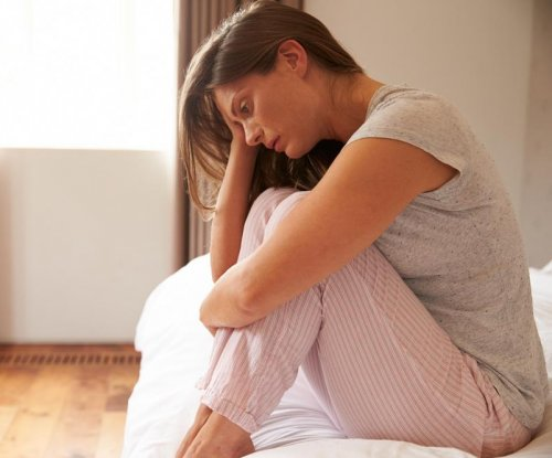 Depression lowers chance for pregnancy, study says