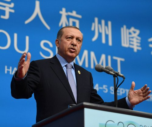 Turkey's Erdogan wants bigger 'safe zone' in Syria