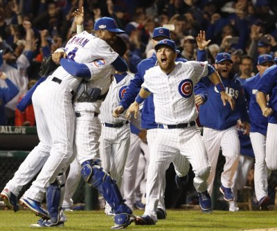 Chicago Cubs shut out Los Angeles Dodgers to advance to World Series