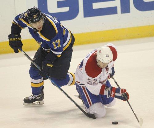 Jaden Schwartz lifts St. Louis Blues over Montreal Canadiens in OT