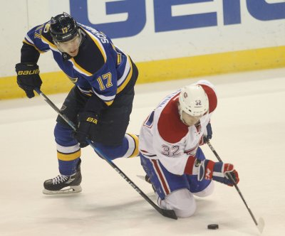 Jaden Schwartz lifts St. Louis Blues over Montreal Canadiens in OT