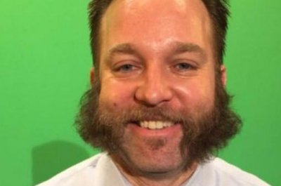 Hairy Hardship: Weatherman shaves beard after Cleveland Browns victory, 109 days