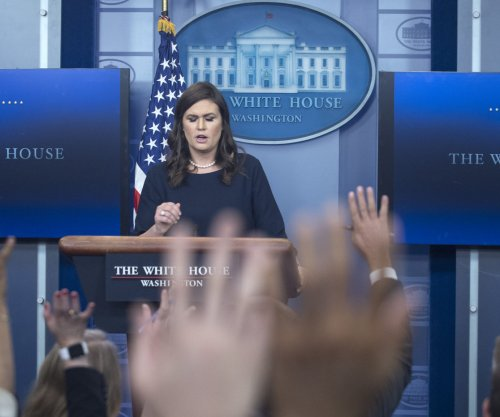 Watch live: Sarah Huckabee Sanders' daily White House briefing