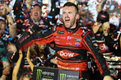 Daytona 500: Austin Dillon takes victory in No. 3