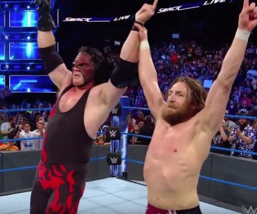 WWE Smackdown: Daniel Bryan, Kane reunite as Team Hell No