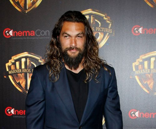 Jason Momoa rules the ocean in new 'Aquaman' poster