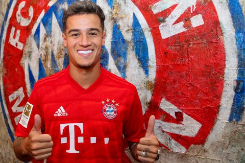 Barcelona loans Philippe Coutinho to Bayern Munich