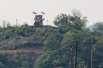 North Korean army threatens to enter demilitarized areas