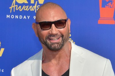 Dave Bautista battles zombies in new 'Army of the Dead' trailer