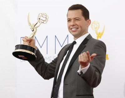 Jon Cryer says he is going bald, paints on hair
