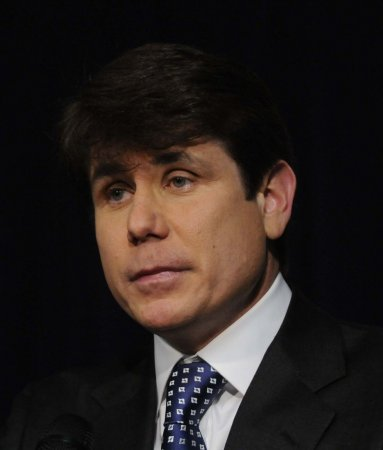 Blagojevich calls impeachment a 'hanging'