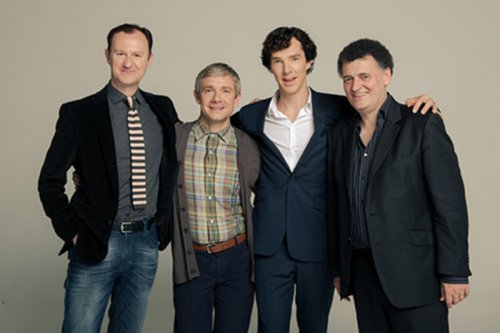 'Sherlock' special to air on PBS Jan. 12