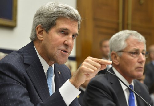 Kerry: Syria peace talks expose how alone Assad is