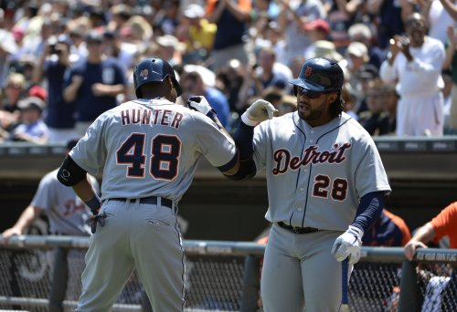 MLB: Detroit 5, Seattle 4