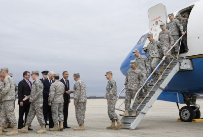 Obama: U.S. sending 275 U.S. troops to Iraq