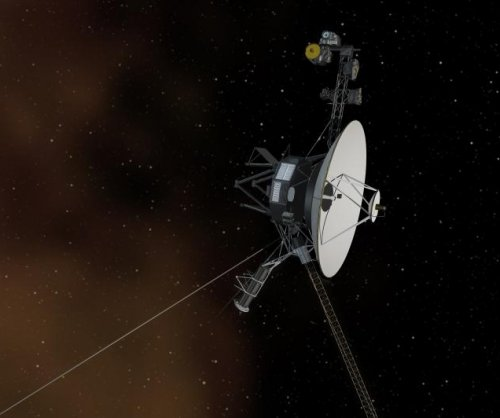 Voyager is still riding shock wave in interstellar space