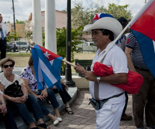 U.S. delegation meets with Cuban dissidents in Havana