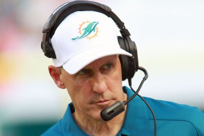 Miami Dolphins: Coaching staff shuffled after firing of Joe Philbin
