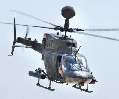 Tunisia approved for procurement of Kiowa helicopter components