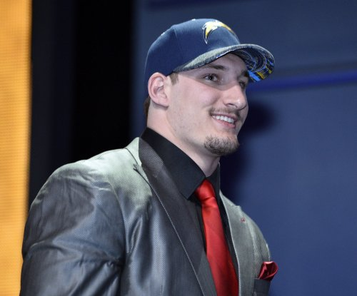 Joey Bosa ready to get to work with San Diego Chargers