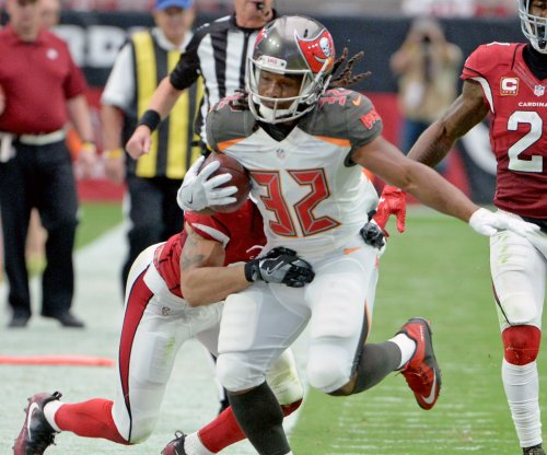 Tampa Bay Buccaneers' RB Jacquizz Rodgers making most of his chance