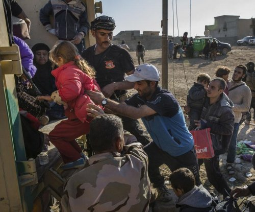 U.N. warns of humanitarian crisis 'legacy' after Islamic State's defeat