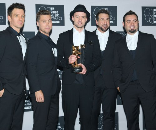 'N Sync to reunite at walk of fame, release music on vinyl, says Lance Bass