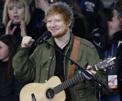 Ed Sheeran to guest star on 'Game of Thrones' Season 7