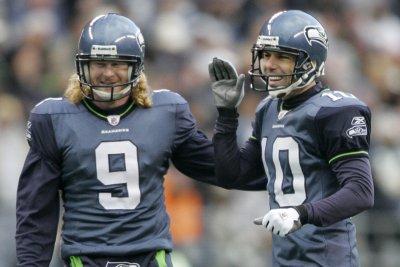 Seattle Seahawks release longtime punter Jon Ryan