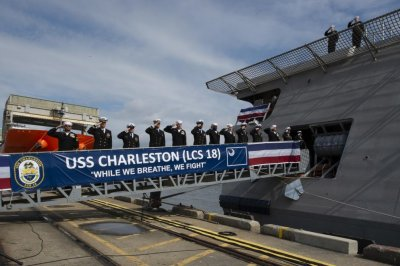 USS Charleston commissioned as 16th LCS to enter Naval fleet