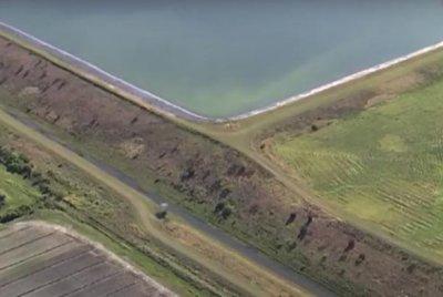 Hundreds of Florida homes evacuated due to phosphate plant breach