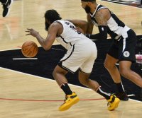 Nets' James Harden out at least 10 days due to hamstring injury