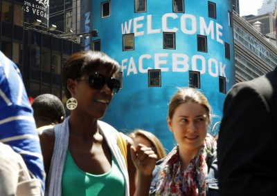 Young people might not love Facebook, but investors continue to like it