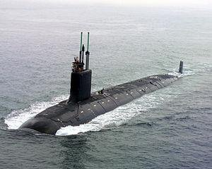 New Navy sub ready for outfitting, testing