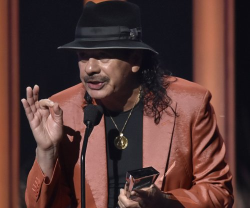 Carlos Santana to sing the national anthem at Sunday's NBA Finals