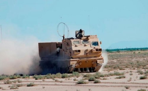 Army tests improvements to M270A1 rocket launch system
