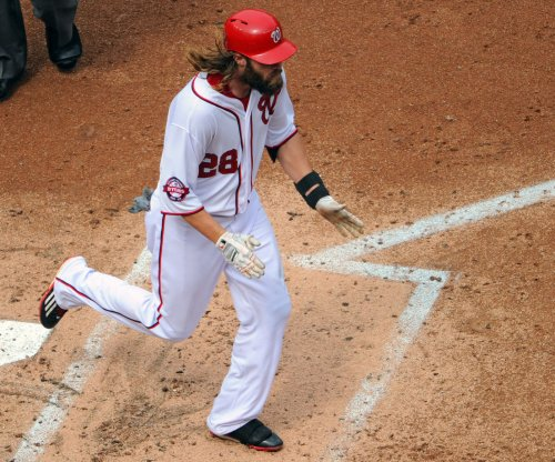 Relievers, Jayson Werth help Washington Nationals win