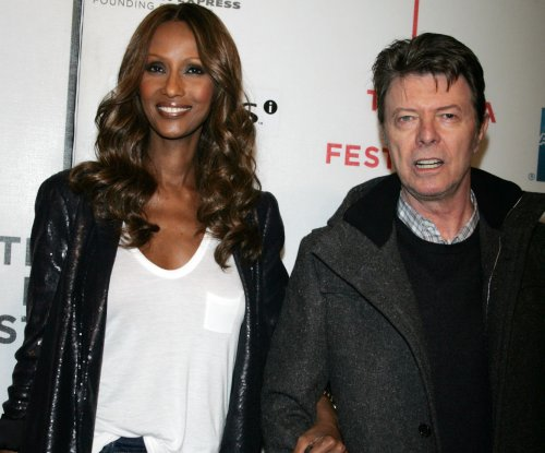 David Bowie leaves about half of his $100M fortune to his wife Iman