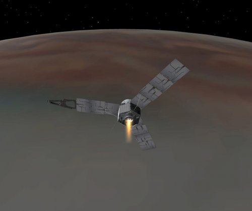 Juno spacecraft's journey to Jupiter complete after orbit success