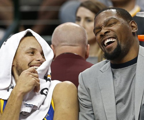 Golden State Warriors' Kevin Durant questionable for Game 2