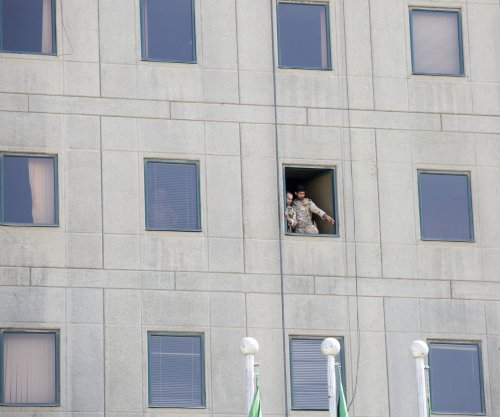 At least 12 dead after twin terror attacks strike Iran's capital