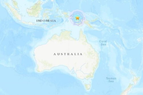 Indonesia hit by 6.1-magnitude earthquake after volanco erupts