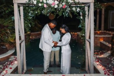 Ex-Bucs QB Jameis Winston marries longtime girlfriend in private ceremony