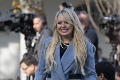 Tiffany Trump graduates from Georgetown Law