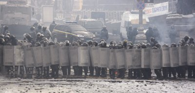 Ukraine president accepts resignation of PM Mykola Azarov, Cabinet