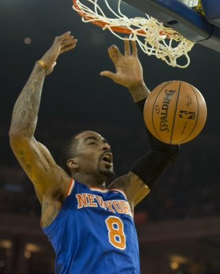 Knicks defeat Golden State