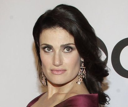 Idina Menzel announces 2015 global concert tour