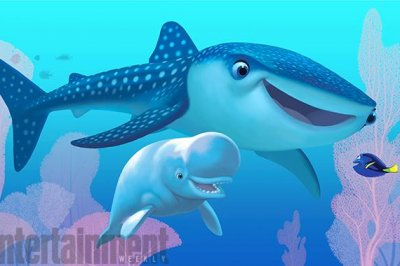 New 'Finding Dory' characters, Bailey and Destiny, revealed